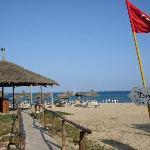 Spiaggia Hotel Sandra Club