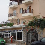 The Akti Olous hotel
