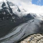Grossglockner - the PASTERZE Glacier