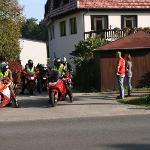 Motorradtreffen CBR-1000F
