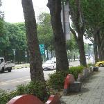 main street, victoria street where you can walk towards Bugis Junction