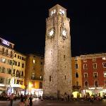 Torre Apponale by Night