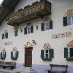Gablerhof - front of hotel