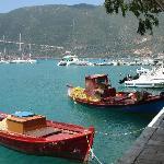 Vassiliki harbour