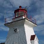 Cape Enrage Lighthouse - Fundy National Park