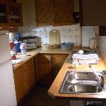 Kaputte Türen in der Küche