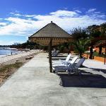 Kauri Resort Beach