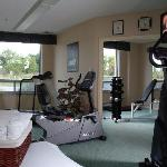 Fitness room -  a great way to start or finish you day!