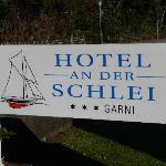 Foto de Hotel an der Schlei