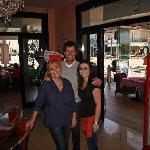 Monica, Maurizio & Ella