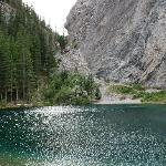 Grassy Lakes mit Kletterfelsen