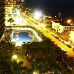 Romantic evening at Hotel