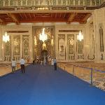 The main prayer room