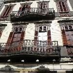 Balcony in Triana (Old Town)