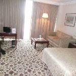 hotel room 549