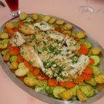 family style fresh fish