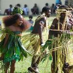 Open day at Vanuatu TAFE college