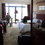 notre chambre au 6ème étage