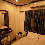 Lao Silk Hotel's room