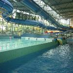 Ponds Forge Leisure Pool