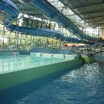 Ponds Forge Leisure Pool