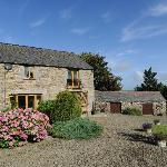 Courtyard for Holiday Cottages