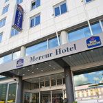 Exterior view - Best Western Mercur Hotel