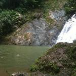 Waterfalls at Salto Curet (our 1st Margo adventure)