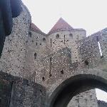 Muralhas Castelo Carcassone