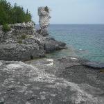 Flowerpot Island