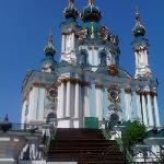 St. Andrew's Church in Kyiv