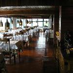 restaurante da pousada