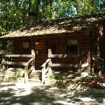 The Hatfield Cabin @the Wilderness Campground