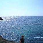 Cala Mondrago bay