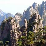 Huangshan's stunnning scenery