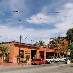The original Hotel California made famous in the song by The Eagles.