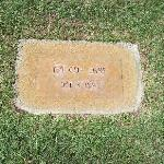 """tin Cup"" marking on hole played by Kevin Costner"