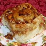 Homemade Caramel Pecan Roll