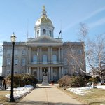 New Hampshire State House - Another View