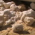 Crusted Salt