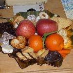 our unexpected Christmas Eve midday platter