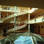 Innenansicht Hotel