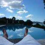 Relax la piscine