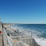 Foto de Lafayette's Oceanfront Resort