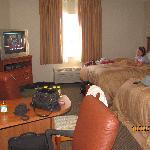 beds & tv