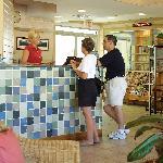 Aqua Beach Lobby