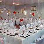 Mise en place banquets