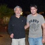 Vertskap: Far og sønn