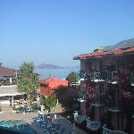Bahar hotel on calis beach fethiye been here twice and will be staying here again in april