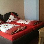Double room in new annex